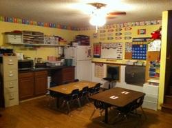Set Up - Dayna's Daycare Wichita, Kansas